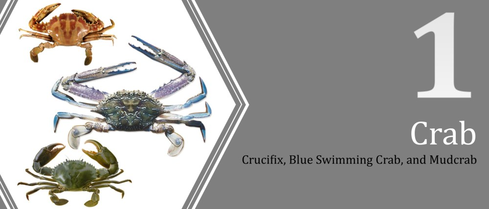 1 (Crab)