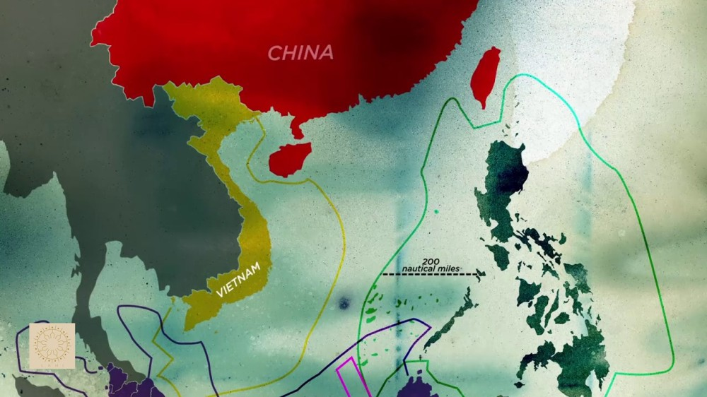 Disrespect to Philippine Sovereignity